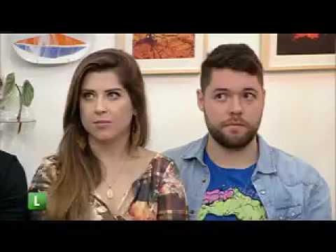 Power Couple Brasil   Quinta - Feira 20/04/2017   Pt. 2