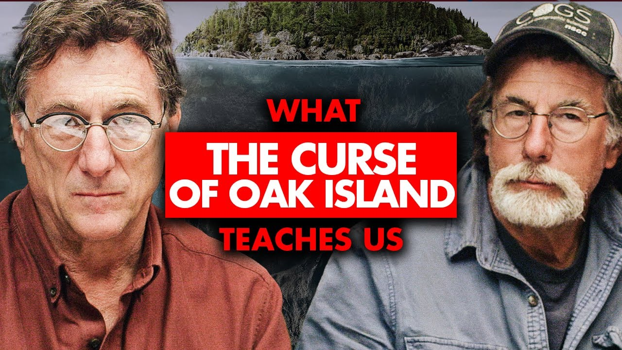 Download What 'The Curse of Oak Island' Teaches Us