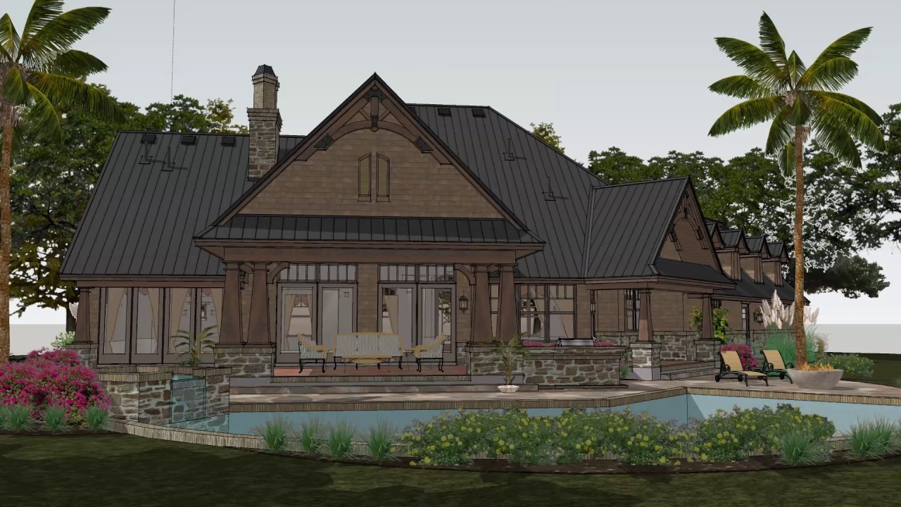 Tuscan Style House Plan 75145 with 3 Bed, 2 Bath, 2 Car Garage on craftsman style house plans with porches, comeco tuscan house plan, tuscan house floor plan,