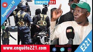 Issa Sall du PUR éxige la libération de ces Diambars et refuse de répondre au dialogue