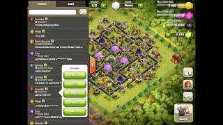 Clash Of Clans- Jesus In Global?