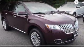 Lincoln MKX 2011 Videos