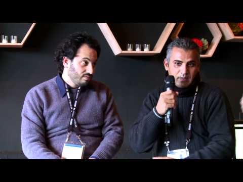5 Broken Cameras - Interview with the Director Emad Burnat & Guy Davidi on BYOD at Sundance Rmx6