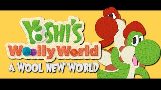Yoshi's Woolly World - A Wool New World