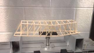 Howe Bridge Testing