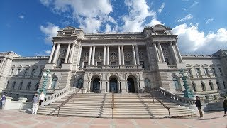 Library of Congress - Washington DC  2017