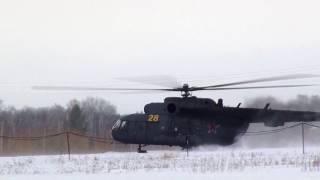 Учебно-тренировочные полеты экипажей армейской авиации в условиях низких температур