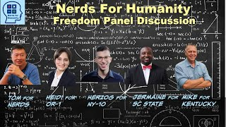 """Meet the second wave of #Yang2020: the Nerds for Humanity """"Dream Team"""""""