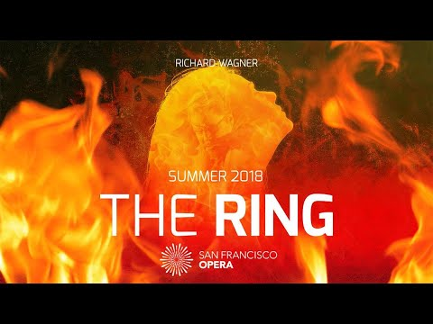 THE RING Trailer - SF Opera  - Summer 2018