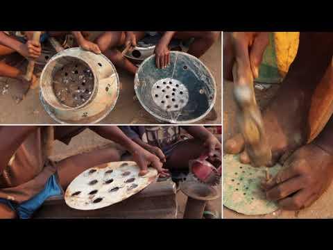 SIERRA LEONE METAL WORKERS