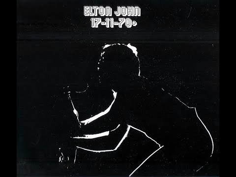 Elton John - Your Song (17-11-70+) With Lyrics!