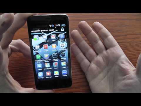 Alcatel OneTouch Star - videoreview
