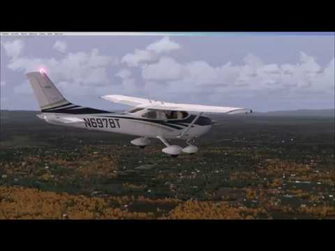 Cessna Turbo C182T Skylane with G1000 PFD and MFD Guages.