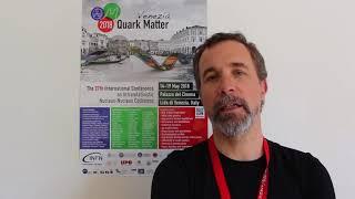 Quark Matter 2018 - Carlos Salgado