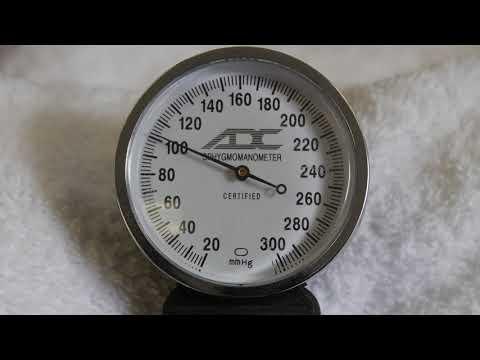 Manual Blood Pressure Measurement – Vital Sign Measurement