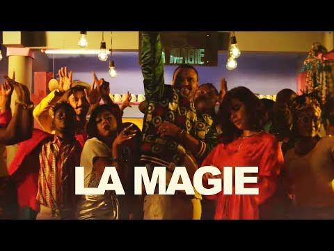 African Crew: LA MAGIE - Akuma , Hanane , Jaylann & Mohombi ( Official Music video )