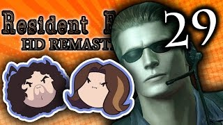 Repeat youtube video Resident Evil HD: Oh No! It's Wesker - PART 29 - Game Grumps