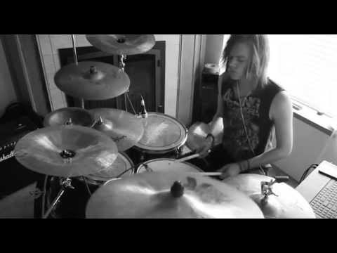 Asking Alexandria - Don't Pray For Me [Drum Cover]