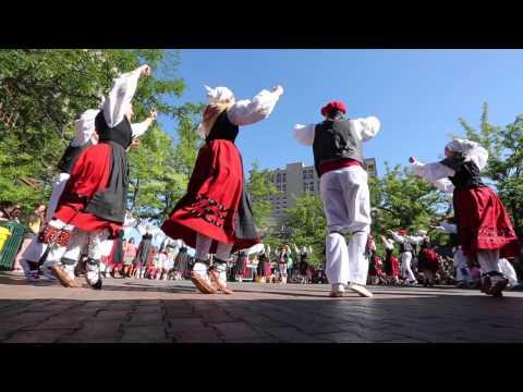 Oinkari Basque Dancers of Boise at Alive After Five