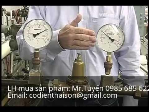 Van giảm áp lực nước cho nhà cao tầng