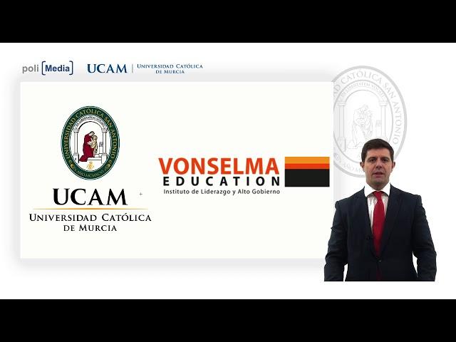 Máster en Relaciones Internacionales y Cooperación. VONSELMA & UCAM