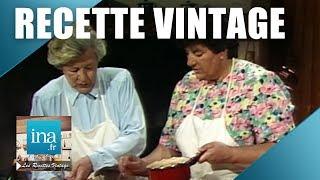 Recette : Le Pâté en croûte au foie gras et aux cèpes de Maïté   Archive INA