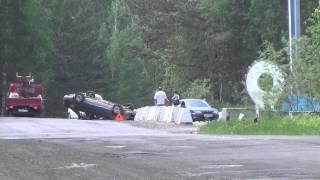 Авария на бурмакиной горе лесосибирск. Видео высокой четкости.