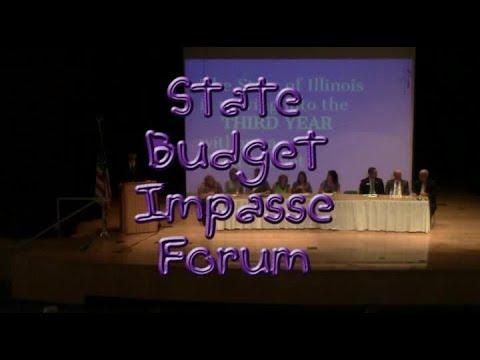 2017 Canton State Budget Impasse Forum 6 12 2017