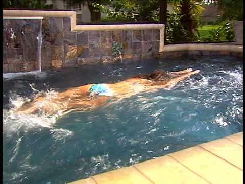 Swim Jets Vs The Fastlane By Endless Pools Doovi