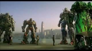 Трейлер к фильму Трансформеры 5 последний рыцарь (Тьменоса) с фрагментами 4 части Фильма