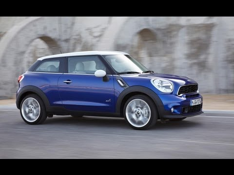 2013 MINI Cooper S Paceman ALL4 0-60 MPH Performance Test