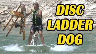 Dog, Disc & Ladder. Water Skiing Tricks