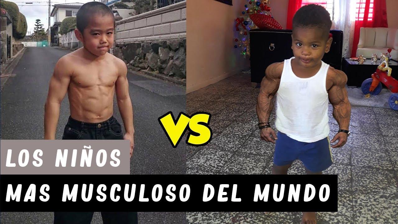 Download LOS 6 NIÑOS MAS FUERTES DEL MUNDO