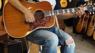 170456 Gibson HUMMINGBIRD (1963)