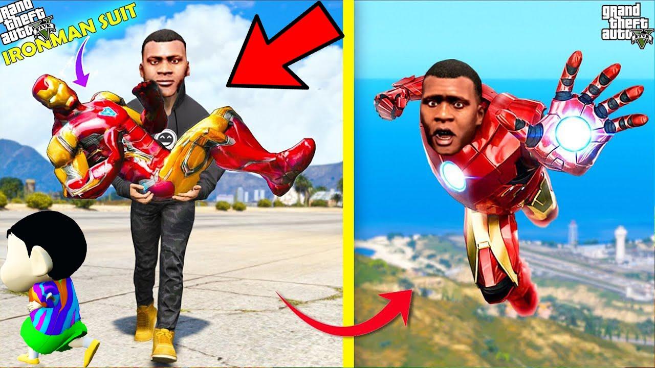 GTA 5 : Upgrading Ironman To God Ironman In GTA 5 ! (GTA 5 mods)