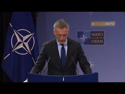 NATO Secretary General pre-ministerial press conference, 13 FEB 2018, Part 1 of 2