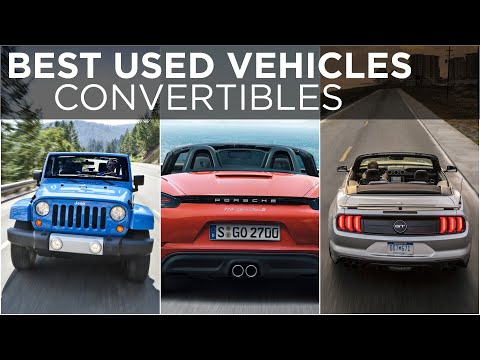 Best Used Convertibles for Fun in the Sun   Buying Advice   Driving.ca