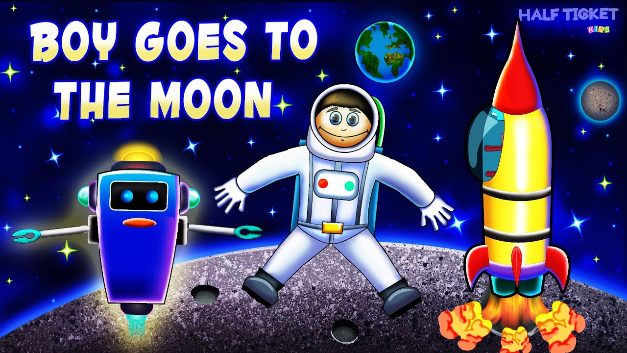 Space Adventures For Kids