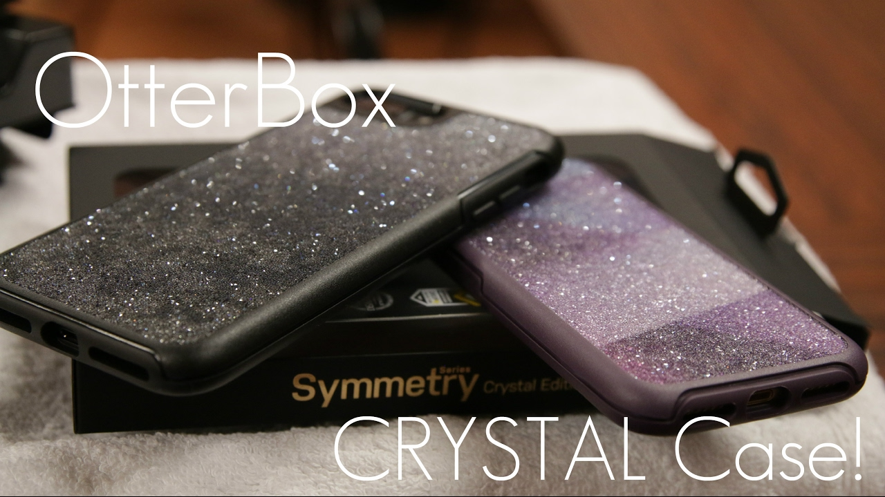 new styles fbc7f 91591 Luxury Crystal Case! - OtterBox Symmetry Crystal Edition - iPhone 7 / 7  Plus - In-depth Review!