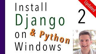 Install Django and Python on Windows 2 of 7   Install Django in a Virtual Environment(Install Django and Python On Windows (Episode 2 of 7) Install Django in a Virtual Environment Installation Guide: ..., 2014-06-20T03:04:08.000Z)