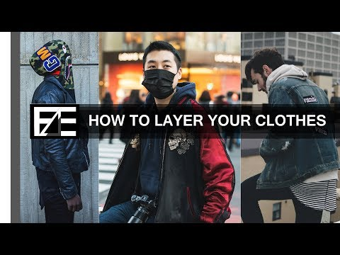 How to | Layering Your Outfits