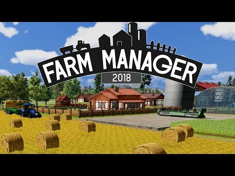Farm Manager 2018 - #11 Spring Has Arrived!!! - Farm Manager 2018 Gameplay