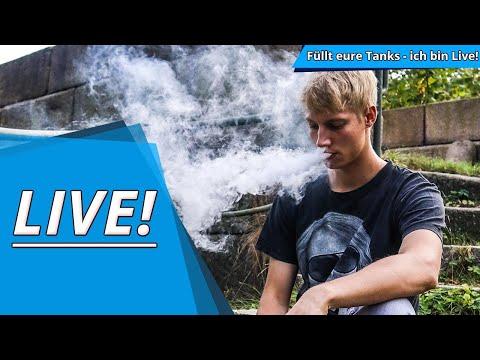 Hände hoch Wochenende! | Thema: E-Zigarette
