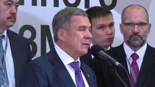 В ОЭЗ ''Алабуга'' открылся завод ''ЗМ Волга''