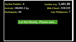 SPICES BOARD| E-AUCTION  PUTTADY|04/08/2020 HEADER LIVE
