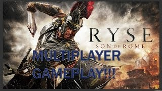 Ryse Son of Rome Coliseum Multiplayer Gameplay! Flash Fast Kills!