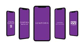The New Gemporia Jewellery Auctions App