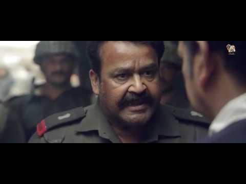 Mohanlal Mass Scene 1971 Beyond Border  HD Malayalam Movie CLIP