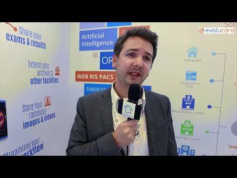 Arab Health 2020 - Région Hauts de France - Evolucare Technologies - Julien Maggioni