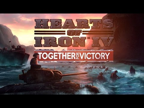 Hearts of Iron 4 Together For Victory #3 Border Incident's |